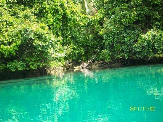 Sohoton Lagoon
