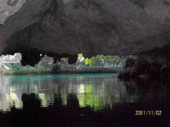 Sohoton Lagoon: Sohoton Underwater Caves