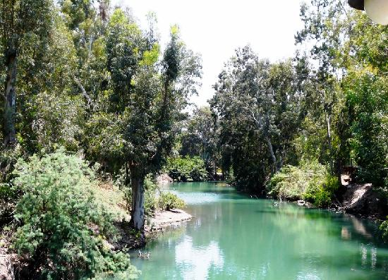 Guided Tours Israel - Day Tours: River Jordan