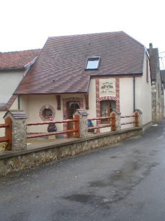 """Étoges, France : Maison de champagne """"Borel-Lucas"""""""
