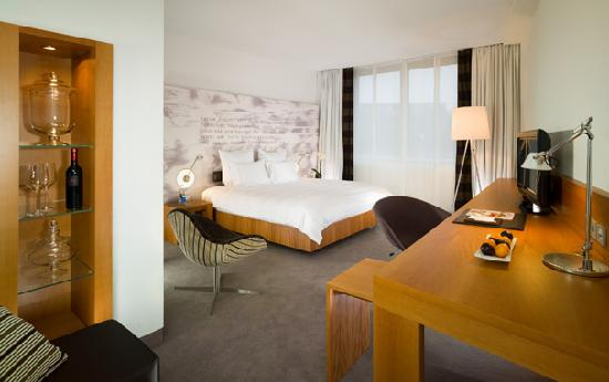 Swissôtel Bremen: Junior Suite