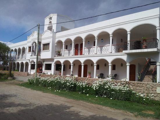 Portal del Santo: hotel