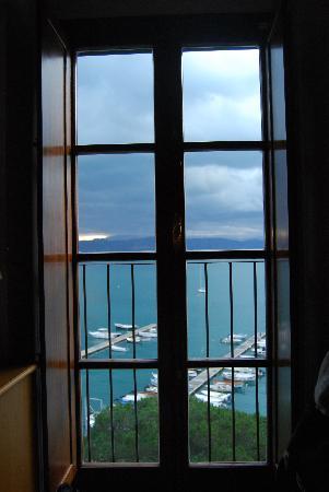 Hotel Paradiso: vista dalla camera