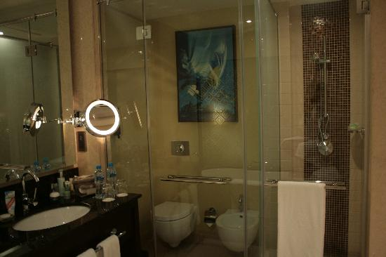 Asiana Hotel Dubai: Bathroom