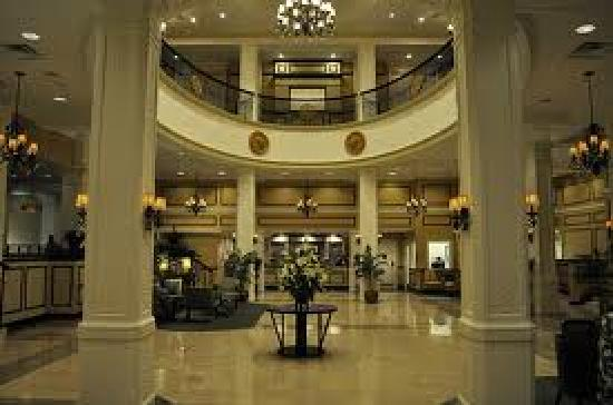 Lobby picture of hilton garden inn jackson downtown jackson tripadvisor Hilton garden inn jackson downtown