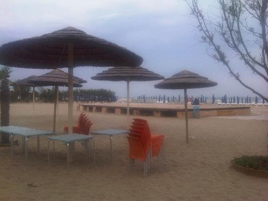 Blue Moon Lido Island Beach Venice