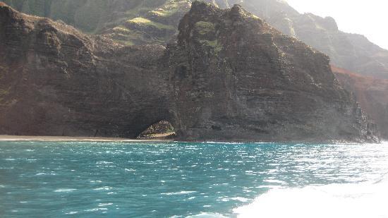 Hanalei Beach: Napoli coast
