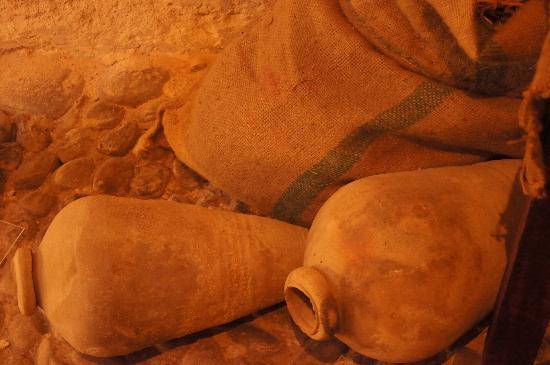 La Casa del Obispo: Amphoras