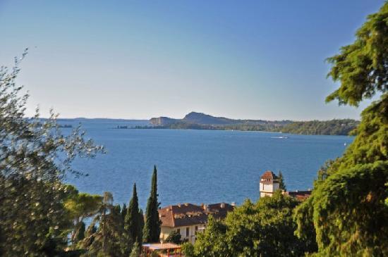 Hotel Villa del Sogno : View from the Villa del Sogno