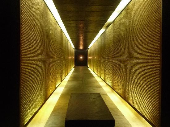 Mémorial des Martyrs de la Déportation : Interior