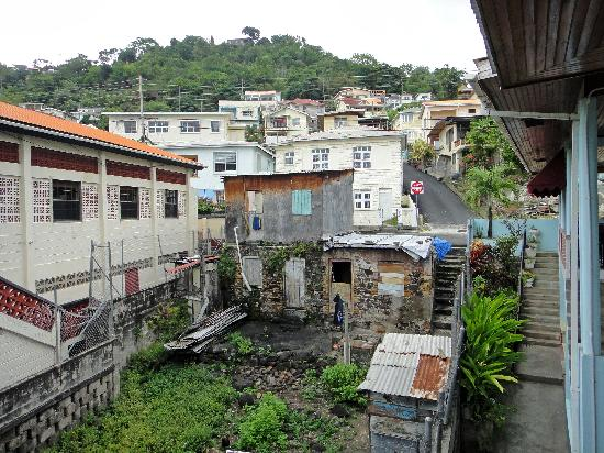 Saint George Parish, Grenada: The Neighbours House