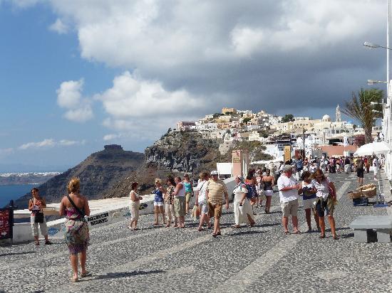 Santorini, Greece: санторини