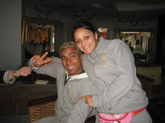 Djerba Holiday Beach: tito et emi