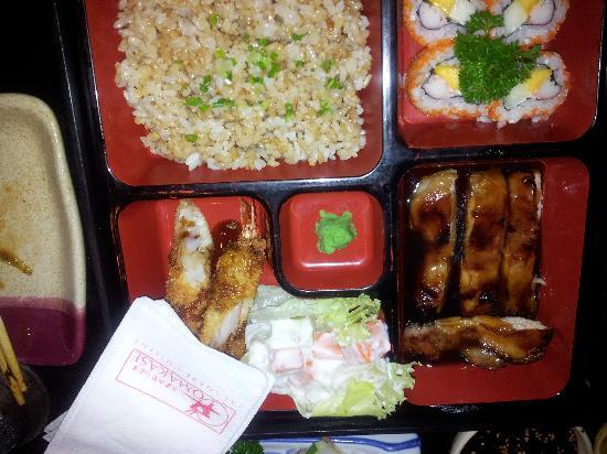 Omakase: Chicken Terriyaki Bento