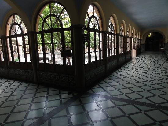 Macia Monasterio Los Basilios: Flur