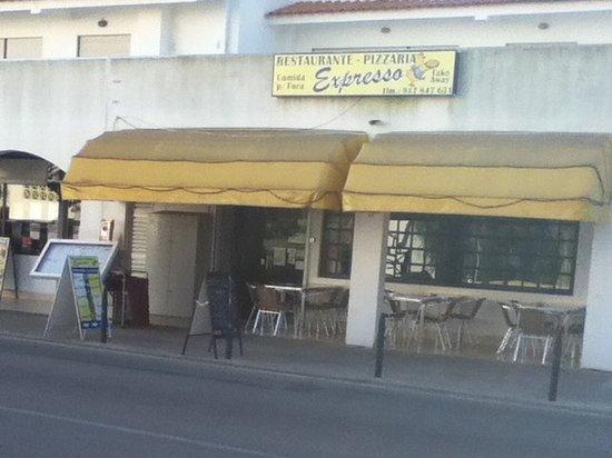 Restaurante Expresso: Worth a Visit