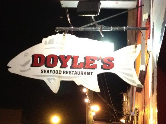 Doyle's Seafood Restaurant: Doyle's