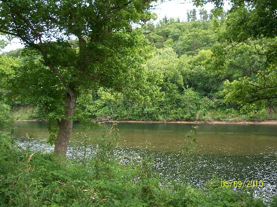 Bull Shoals Lake: on the white river