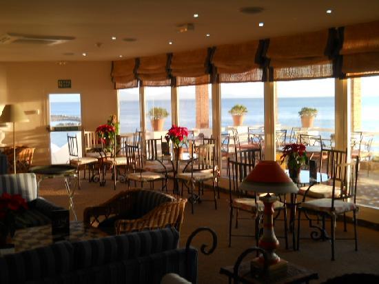 Caleta Hotel: Lounge Area