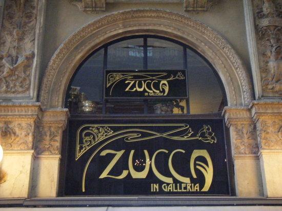 Camparino in Galleria: Zucca, in Galleria