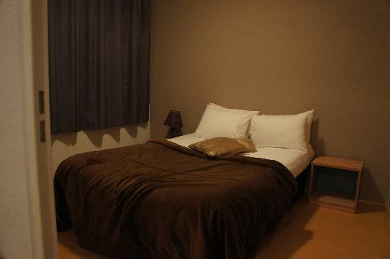 Sejours & Affaires Rive Gauche - Serris : bedroom