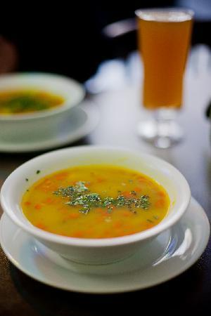 Lilliana Aguiar Bonilla: La soupe du jour