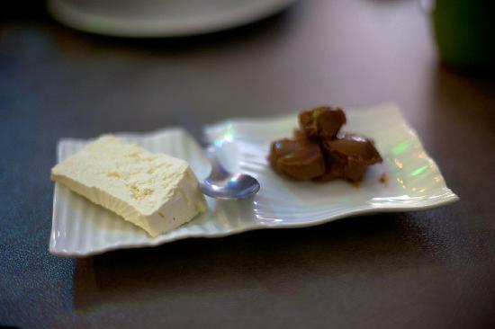 Lilliana Aguiar Bonilla: dessert