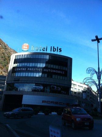 Hotel Tropical: Hotel Ibis Andorra