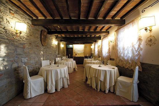 Relais La Corte dei Papi: il ristorante