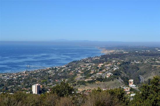 Coastal San Diego Tours to La Jolla & Torrey Pines with TourGuideTim: Mout Soledad