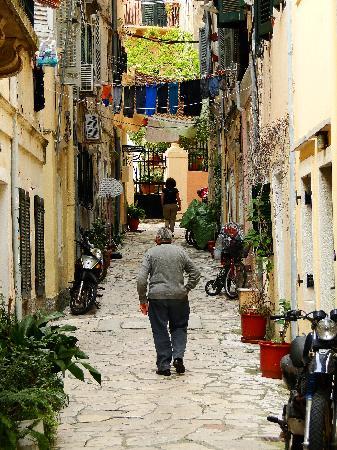 Bella Venezia Hotel Corfu Old Town