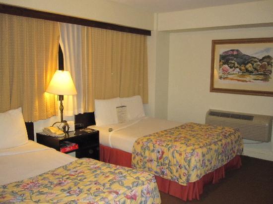 Hotel Miramar: Unser Zimmer
