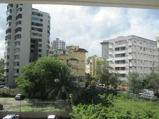 Hotel Miramar: Die Aussicht