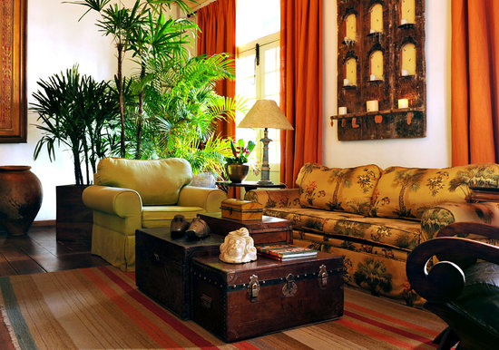 Villa Bahia: Living Room