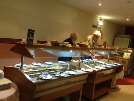 Nepalese Gurkha Restaurant: buffet