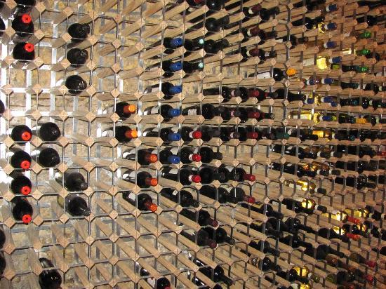 Maldonado Bistro: Finest wine...