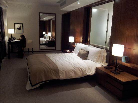 Langham Place, New York, Fifth Avenue: chambre