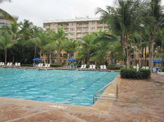 Hyatt Hacienda Del Mar: Poolbereich