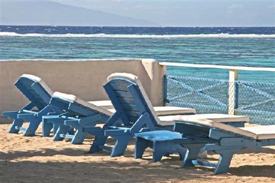 Anapa Beach: Farniente