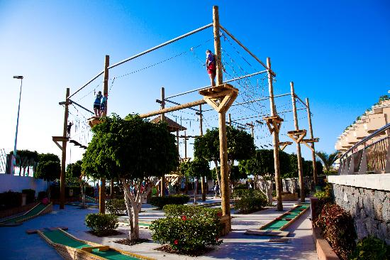 Luabay costa los gigantes high wires picture of be live family costa los gigantes puerto de - Hotel be live family costa los gigantes puerto de santiago ...