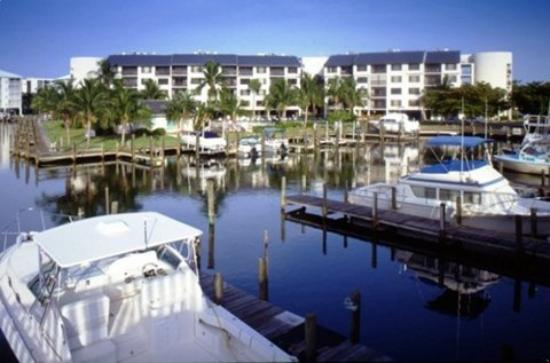 Santa Maria Harbour Resort: Exterior