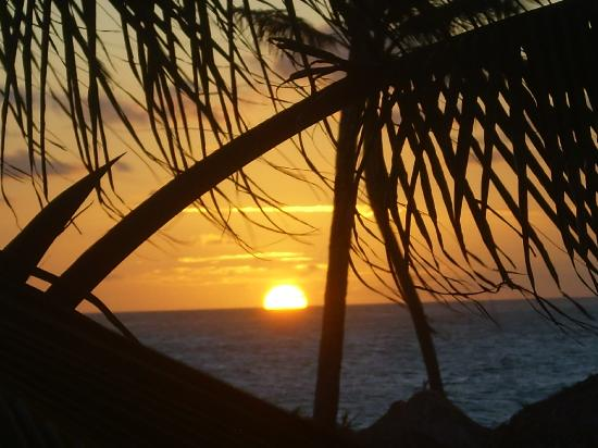 Punta Cana Princess All Suites Resort & Spa: Gotta love the sunrise