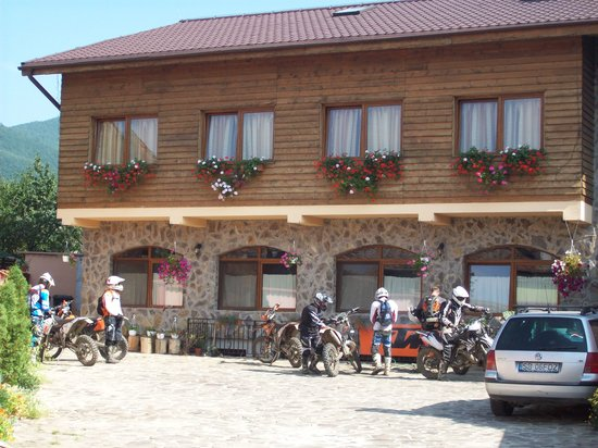 Gura Raului, Romania: Enduro