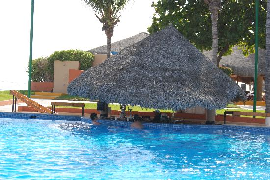 Swim Up Bar Picture Of Holiday Inn Resort Los Cabos All