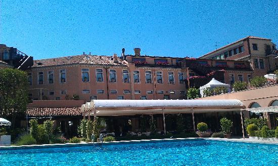 Cipriani Hotel Venice Pool