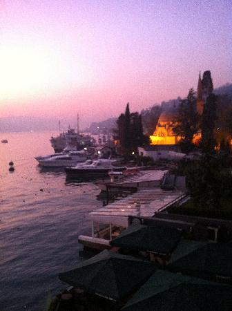 Bebek Hotel : Bosphorus view from the balcony - II