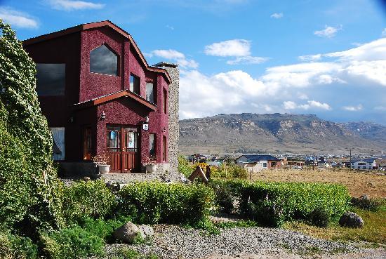Hosteria Rukahue: vista desde fuera