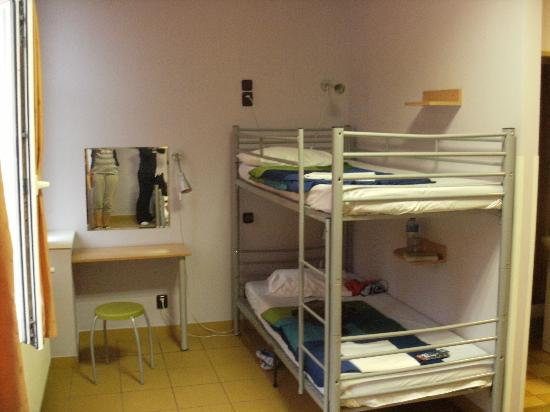 PLUS Prague: 4 bed dorm