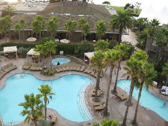 Hyatt Regency Mission Bay : View of pools