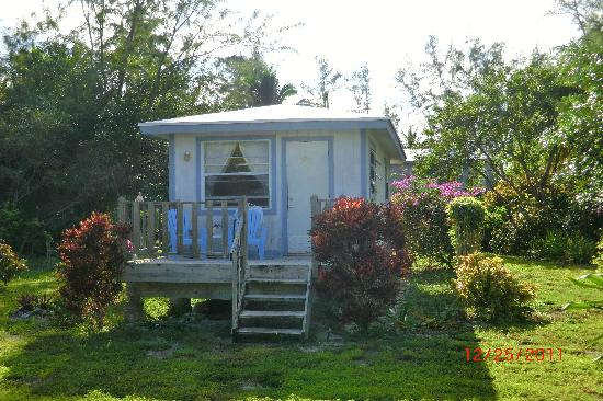 Seascape Inn, Andros : One of the Cabanas